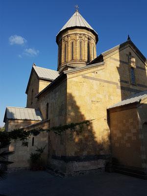 Sioni-Kathedrale, eine der heiligsten Stätten der georgischen Orthodoxie, Gebäude aus dem 17. - 19. Jahrhundert
