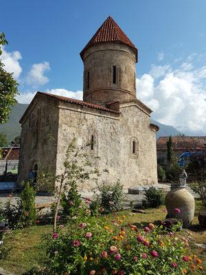 Alte Albanische Kirche in Kish