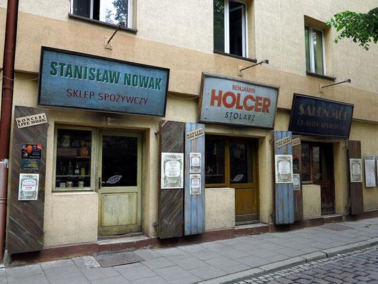 Ehemaliges jüdisches Viertel, Ul. Szeroka