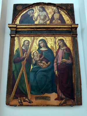 Sakrale Kunst in der Kruzifixbasilika