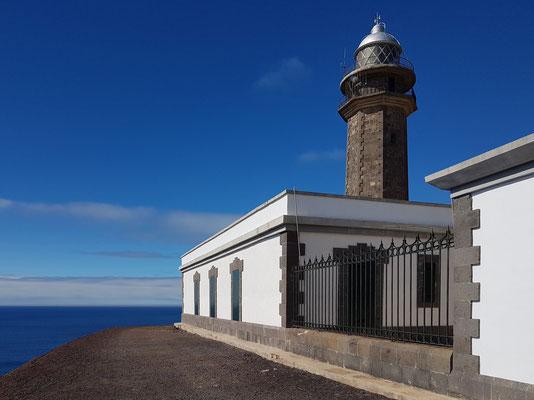 Faro de Orchilla, der südwestlichste Leuchtturm Europas