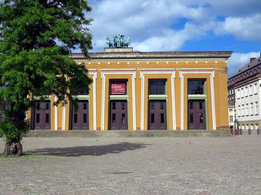 Thorvaldsens Museum ist ein Einzel-Künstler-Museum, das der Kunst des dänischen Bildhauers des Klassizismus Bertel Thorvaldsen (1770–1844) gewidmet ist.
