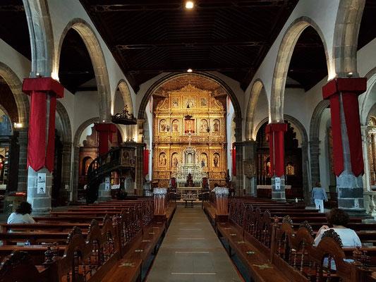 Icod, Iglesia Mayor de San Marcos