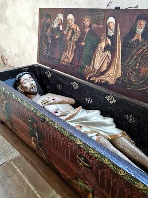 Heilig-Grab-Truhe im Erfurter Dom