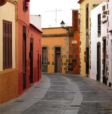 Agüimes, arabisch aussehende Ortschaft
