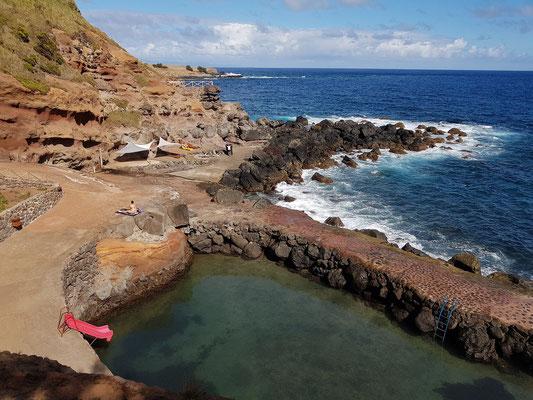 Naturschwimmbecken von Topo