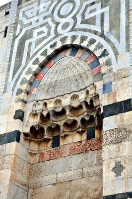 Hauptportal der Isabey-Moschee