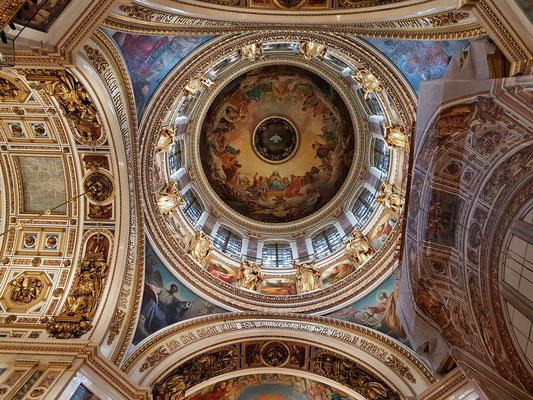 Kuppel der Isaakskathedrale