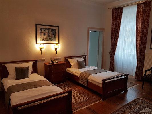 Hotel Villa Keller, mein Zimmer Nr. 2