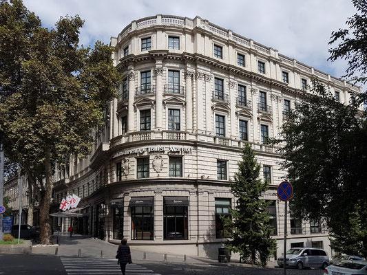 5-Sterne Tbilisi Marriott Hotel an der Rustaveli Avenue