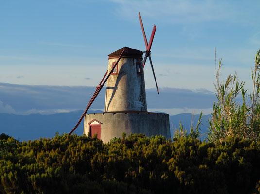 Alte Mühle neben der Ferienanlage Cantinho das Buganvilias