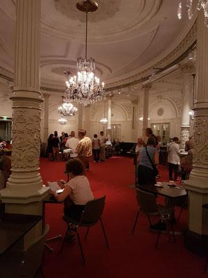 Concertgebouw, Spiegelsaal