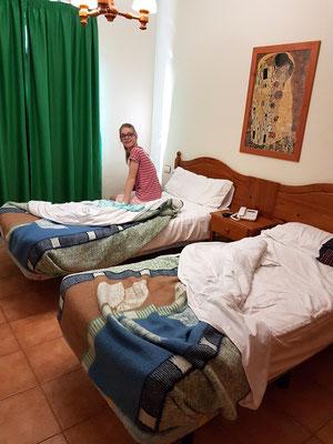 Apartment N6, Schlafzimmer