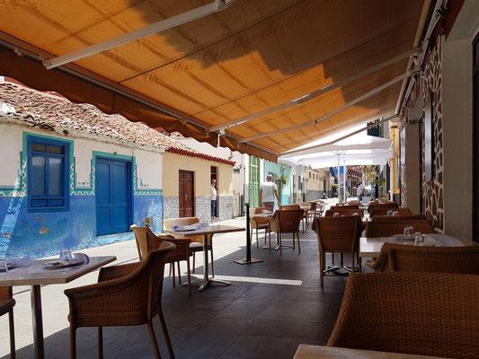 Fischrestaurant El Bajío in der Calle Mequinez Nr. 21