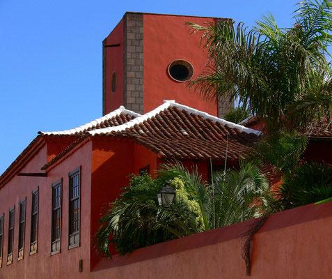 Hotel San Roque in Garachico