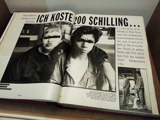 Die Strichbuben vom Prater: Ich koste 200 Schilling ...