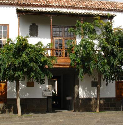 Teror, Haus der Patronatsherren, ein herrschaftliches Landhaus aus dem 16. und 17. Jh., heute Museum