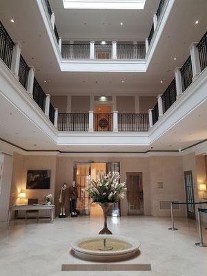 Foyer des Gran Hotels