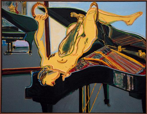 Norbert Tadeusz (1940-2011): Flügel