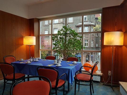 Hotel Meran, Frühstücksraum
