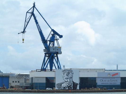 Hafen von Aarhus