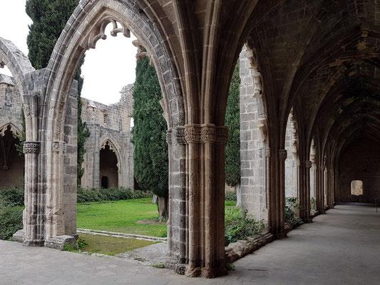 Kreuzgang der Klosteranlage