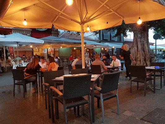 Bulan Restaurante Chill Out, Calle Antonio Domínguez Alfonso