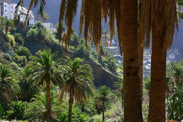 Valle Gran Rey bei El Retamal