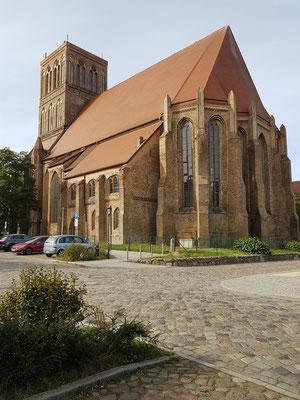 Nikolaikirche von Südosten