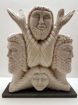 Skulptur von MAO