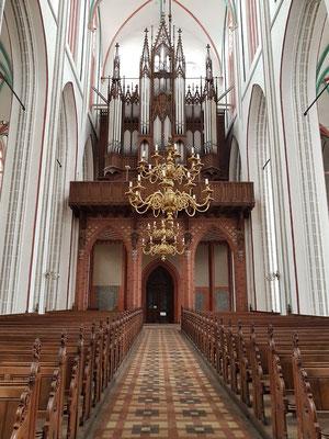 Orgel von Friedrich Ladegast