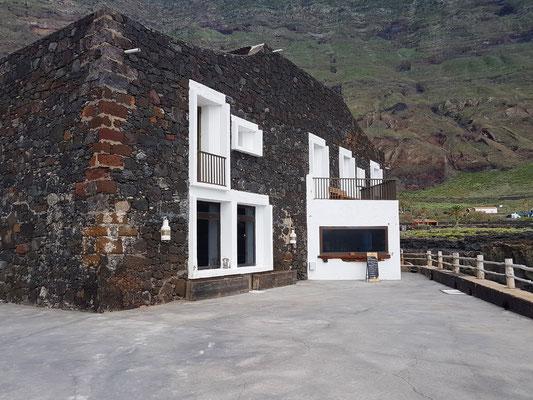 Das kleineste Hotel der Welt, Punta Grande (im Guiness Buch der Rekorde: nur 4 Doppelzimmer)