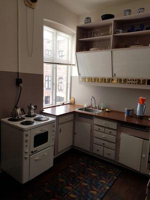 Küche von Fräulein Sneum