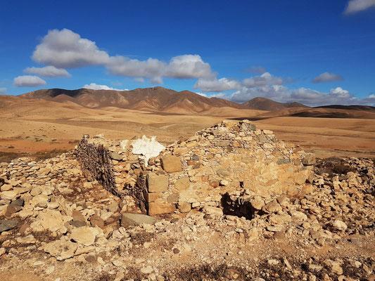 Landschaft südlich von Tiscamanita