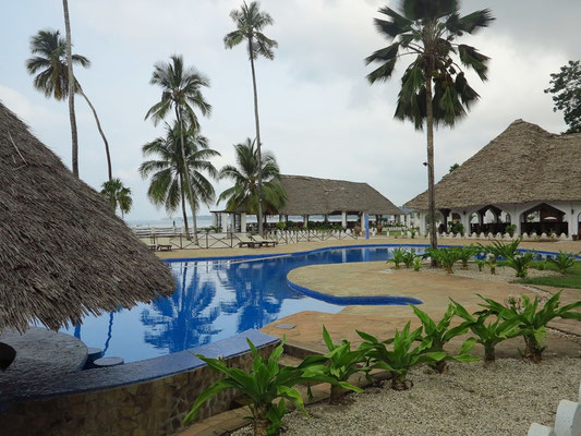 Zanzibar Beach Resort, Swimmingpool