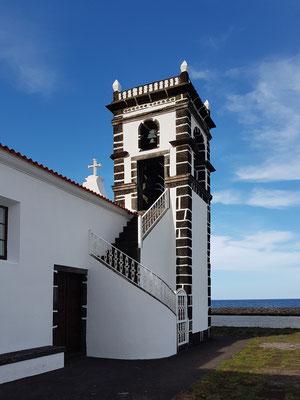 Kirche in Fajã da Caldeira de Santo Cristo