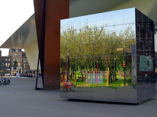 Stedelijk Museum für Moderne Kunst