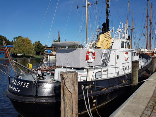 Bremerlotse (Lotsenversetzboot), 1955/56 gebaut