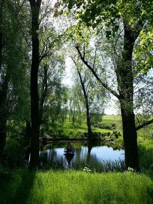 Auf dem Weg von Ostrau zu den Schrammsteinen