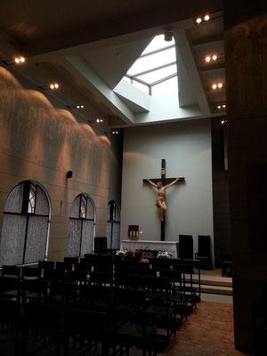 Museum des Warschauer Aufstandes, Kapelle