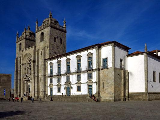 Kathedrale von Porto (Sé do Porto)