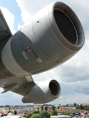 Triebwerke der Boeing 747 Jumbo Jet