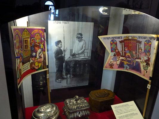 Alte Synagoge, Museum