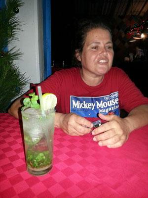 """Ein starker Mojito in der Bar von Nuri alias """"Mickey Mouse"""""""