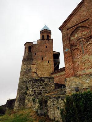 Klosterfestung Gremi