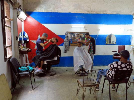 Friseurladen in Habana Vieja