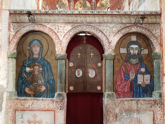 St. Georgs-Kirche, Ikonostase