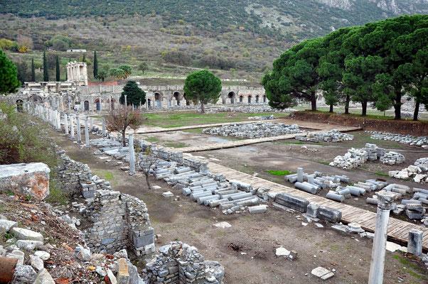 Agora von Ephesos
