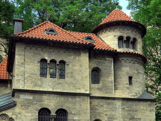 Jüdische Zeremonienhalle Prag (Museum), U starého hřbitova 3a