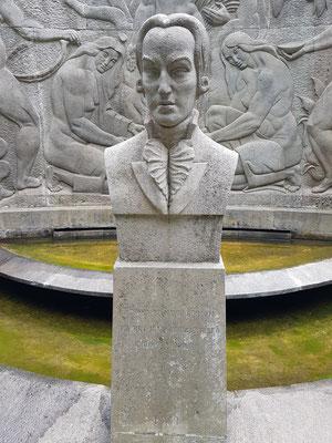 """Alonso de Nava y Grimón, VI. Marqués Villanueva del Prado (1757–1832), Direktor des von ihm begründeten und finanzierten """"Jardín de aclimatación"""" in Orotava (Teneriffa)"""